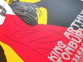Cary Grace @ The King Arthur Glastonbury Limited Edition Art Print (A3) photo