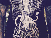 "Leviathan ""All Tongues Toward"" shirt photo"