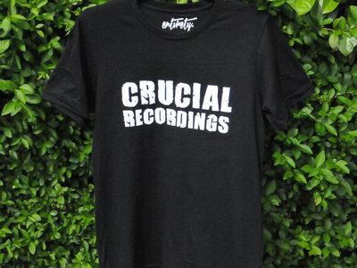 Crucial Recordings Logo T-Shirt main photo
