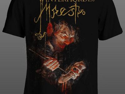 """Maestro"" Design T-shirt main photo"