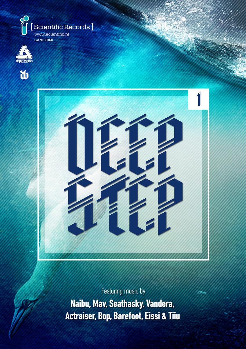 SCI020 - Deepstep  01 LP | Scientific Records