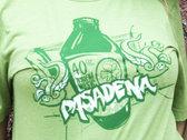 Green '40oz' T-Shirt photo