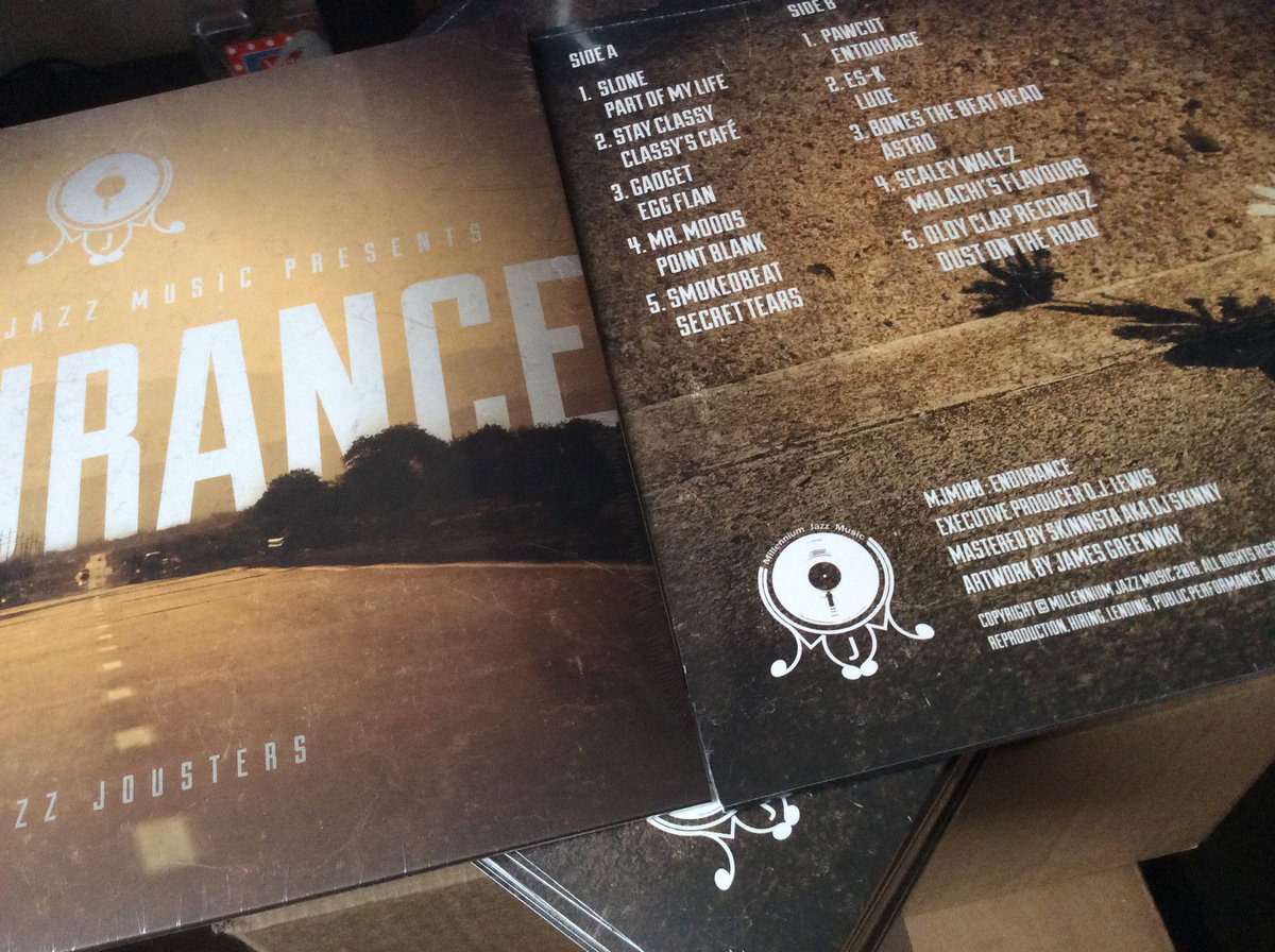 Endurance | Millennium Jazz Music