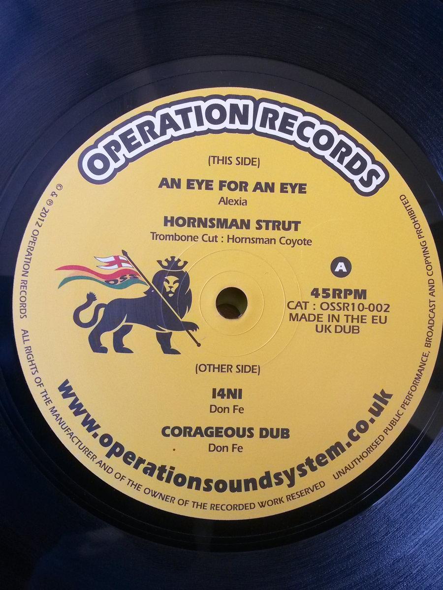 An Eye For An Eye Alexia Don Fe Hornsman Coyote