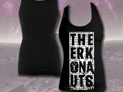 Texty Female Tank Top main photo