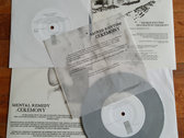 "Mental Remedy - Ceremony - 7"" Vinyl Release "" SPECIAL CLASSIC "" photo"