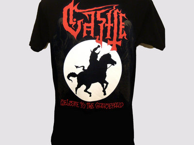 'Welcome to the Graveyard' T-Shirt main photo