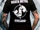 Death Metal Finland girlie photo