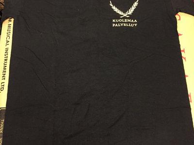 Kuolemanpalvelus limited edition t-shirt main photo