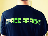 Space Apache tee photo