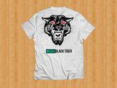 Yodi Nation Black Tiger Tee (Space Age) photo