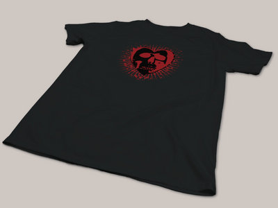 GHOSTSHIP WITH CANNIBAL RATS T-SHIRT/ALBUM BUNDLE main photo