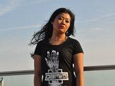 White Hand Damim Logo Long T-shirt photo