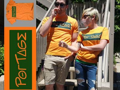 Portage Greek T-Shirt main photo