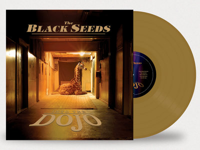 Limited Edition SIGNED Gold Into The Dojo Vinyl (PRE-ORDER) main photo
