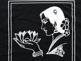 Lotus T-Shirt (Black) photo