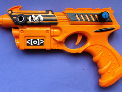 Circuit bent Toy gun by Psychiceyeclix main photo