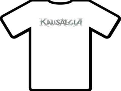 Logo T-shirt white normal main photo