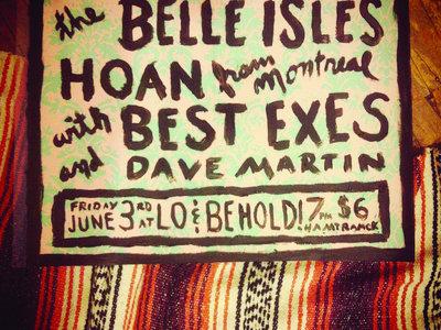 Silk-Screened Poster main photo