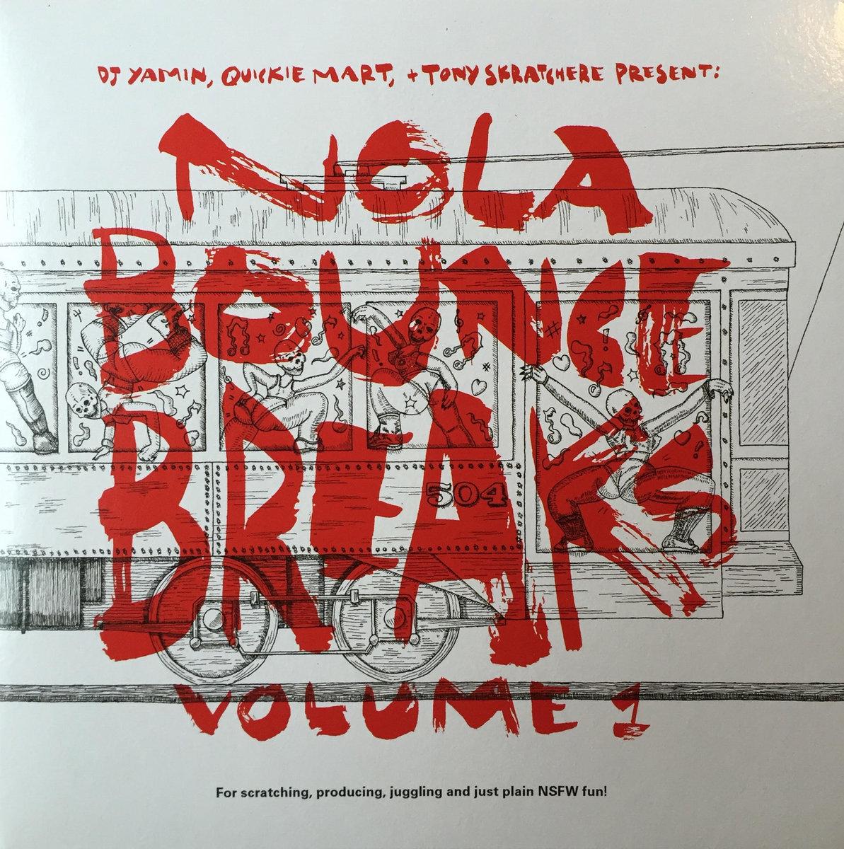 NOLA Bounce Battle Break | Superjock Records
