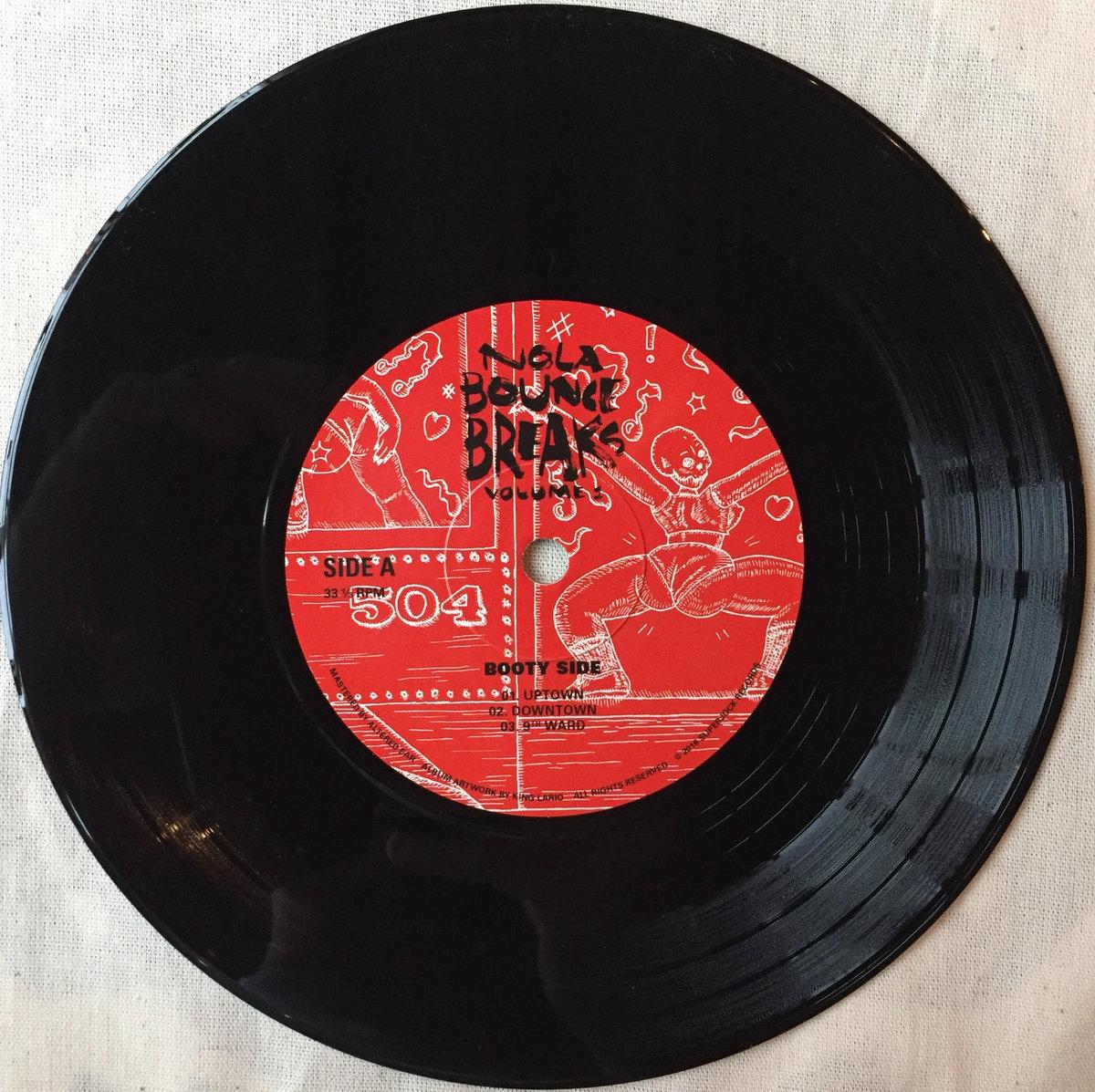 NOLA Bounce Breaks V1 | Superjock Records