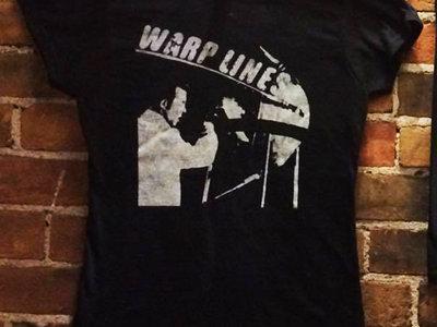 Warp Lines - Sputnik T-Shirt main photo