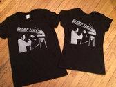 Warp Lines - Sputnik T-Shirt photo