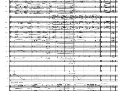 Symphony + Jazz Orchestra - Poupée - Study Score main photo