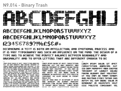N9.014 - Binary Trash main photo