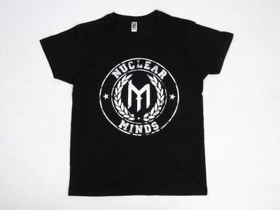 Nuclear Minds logo t-shirt main photo