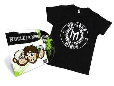 Pack EP + shirt main photo