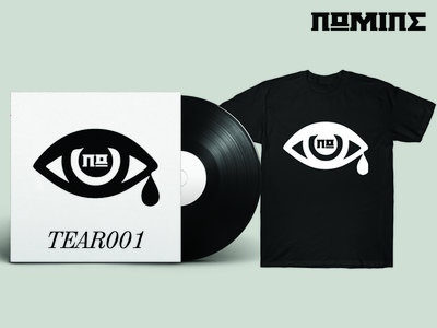 "TEAR001 SIGNED 10"" WHITE LABEL & TSHIRT BUNDLE main photo"