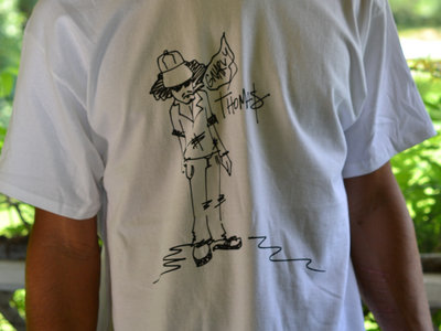 """Gnarly T-shirt"" main photo"