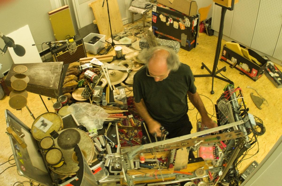 Bildergebnis für Paul Lytton: drums