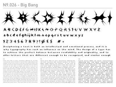 N9.026 - Big Bang main photo
