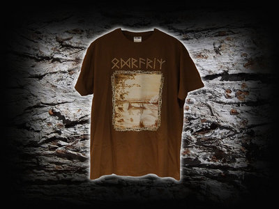 T-Shirt Götterlieder II brown main photo