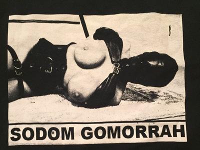 Sodom Gommorah T-Shirt main photo
