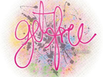 'Get Free' Sticker main photo