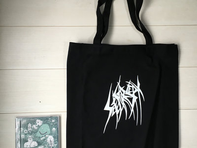 SETE STAR SEPT logo Tote Bag - Black main photo