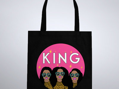 Limited Edition KING Tote Bag main photo