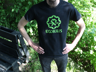 Egokills logo T-shirt main photo
