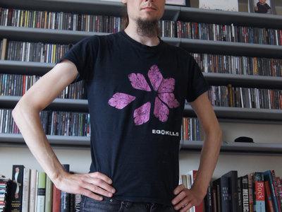 Egokills Creation flower T-shirt main photo