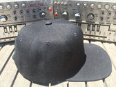 """""""Incognito Acid"""" Waveform Hat (Snapback Flat Bill Hat or Dad Hat option) photo"""