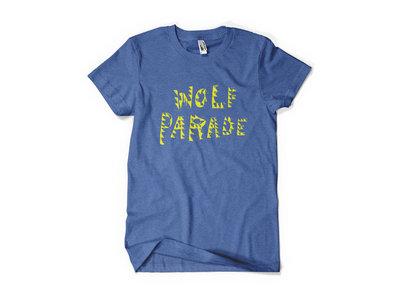 Wolf Parade Typeface Reissue T-Shirt main photo