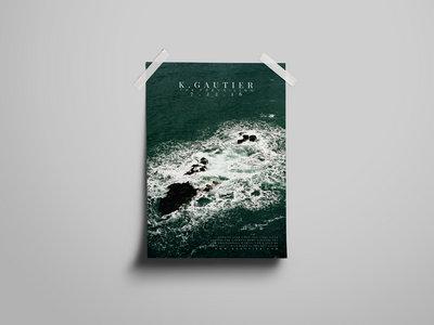 The Prevailing - Debut LP Album Poster main photo