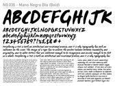 N9.036 - Mano Negra Beta photo