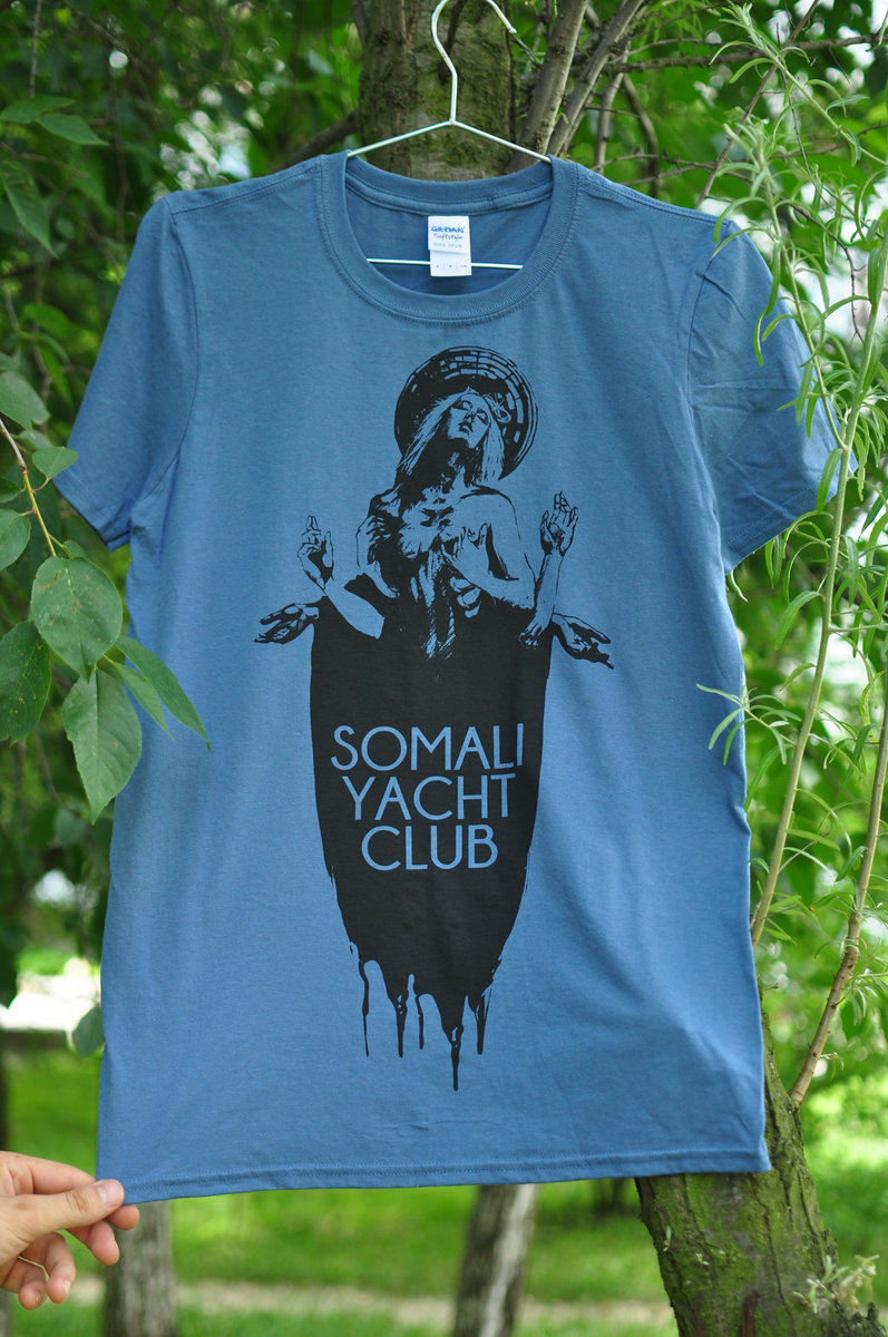 Maxi T-Shirt Yacht club