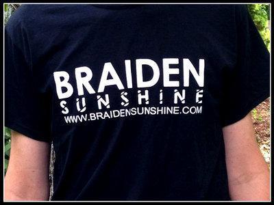 Braiden Sunshine T-Shirt Black main photo