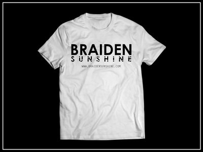 Braiden Sunshine T-Shirt White main photo