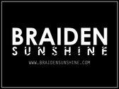 Braiden Sunshine T-Shirt Black photo
